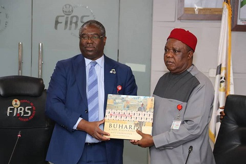 FIRS Contributed 59.7% of funds to Federation Account in 3 months – RMAFC
