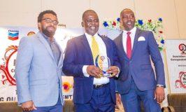NNPC's spokesman bags 'NAEC Excellence Award'