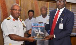 NNPC, Navy to Deepen Collaboration to Stem Crude Oil Theft