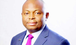 Fidelity Bank CEO, Mr. Nnamdi Okonkwo Emerges Banker of the Year