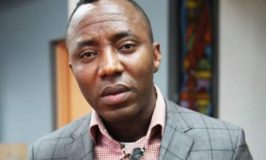 BREAKING: Sowore arrives court with #RevolutionNow chants