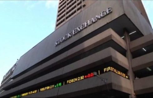 Equity market closes week negative by 0.12%
