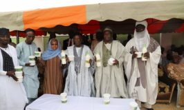 AGRIC MINISTER COMMISSIONS MINI MILK CENTRE IN KANO