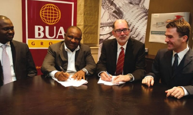 BUA Group identifies decommissioning Terminal B Jetty as major challenge