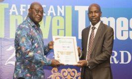 Arik wins prestigious award, 'most recognisable' airline brand award