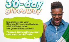 Access Bank set to Splash Cash Prizes on over 30 DiamondXtra Customers Daily
