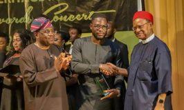 Photo News of Barrister (Dr.) Taiwo Afolabi Receives Prestigious Heritage Award