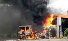 Fire Incident: Only Disused Computers, Stationery Got Burnt- Says FIRS Boss