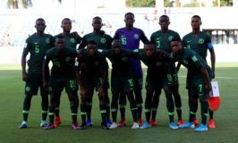 Zenith Bank/NFF Future Eagles Put Hungary To The Sword At The 2019 FIFA Under-17 World Cup In Brazil