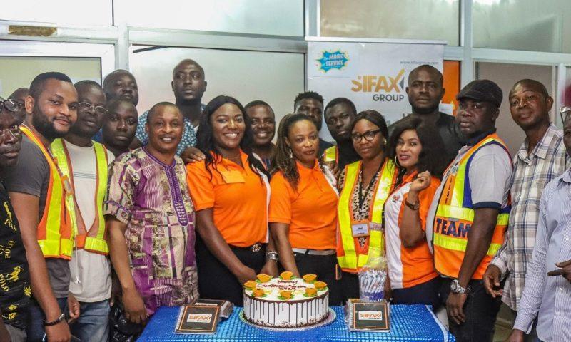 Photos: SIFAX Group Celebrates 2019 Customer Service Week