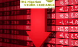 NSE: All Share Index drops by 0.32%