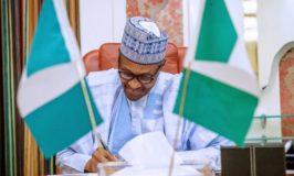 7.5% VAT kicks off as Buhari signs Finance Bill