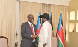 South Sudan President, Kiir, Lauds Buhari on Nigeria's Leading Role in APPO