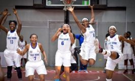 2019 Zenith Bank Women's Basketball League: Air Warriors Basketball Club Trash the Black Gold Queens 73-23