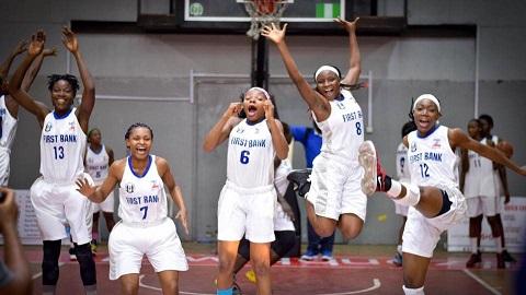 2019 Zenith Bank Women's Basketball League: Air Warriors Basketball Club Trash the Black Gold Queens 73-23