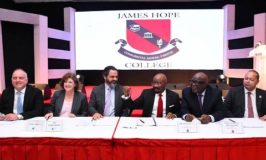 JAMES HOPE COLLEGE ACQUIRES AMERICAN INTERNATIONAL SCHOOL PROPERTY IN LAGOS