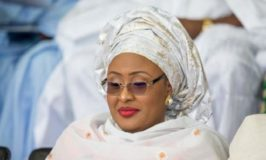 Aisha Buhari to IGP: Release my detained aides