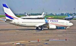 Air Peace boost its fleet with a 160-seater B737-800 New Generation aircraft
