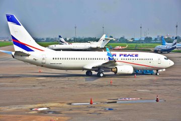 Air Peace's personnel again foiled an attempt to traffick two babies