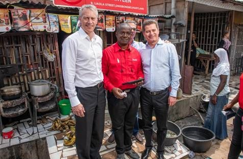 Coca-Cola CEO, James Quincey in Africa, defines region as Company's future growth driver