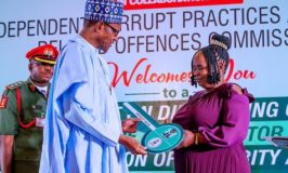 ICPC BESTOWS INTEGRITY AWARD ON FAAN STAFF