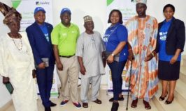 Photo News: The Fidelity Bank Monthly Draw of Get Alert in Millions Savings promo