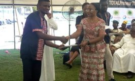 60 young Nigerians graduated from Total Prenuers programme in Osun State