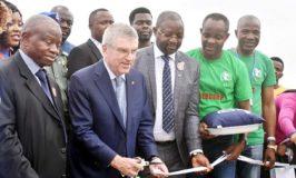 Aduvie Restates Commitment to Sports Development