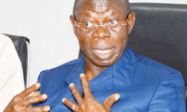 Edo APC crisis deepens as faction suspends Oshiomhole