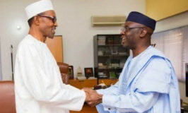 Buhari congratulates Bakare at 65