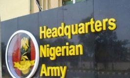 DHQ Counters Borno Gov, Insists No Nigerian Territory under Terrorists' Control