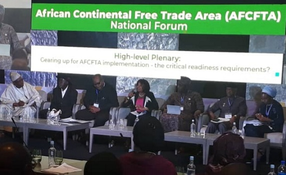STANDARDISATION IS A CATALYST FOR NIGERIA'S EFFECTIVE PARTICIPATION IN AfCFTA