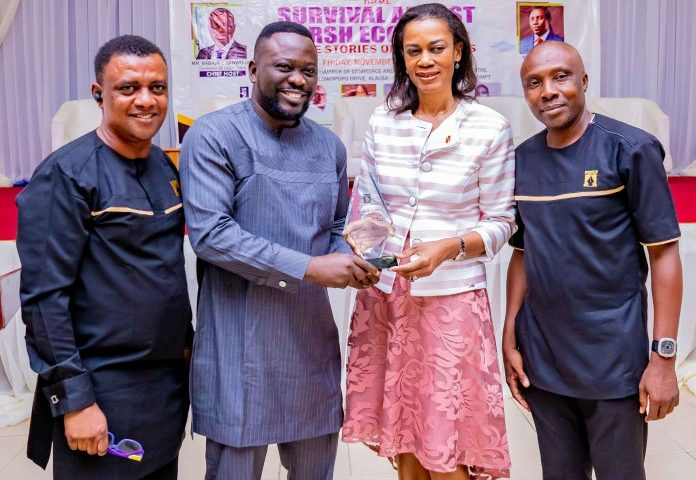 UBA on a winning streak; Gets double recognition as best CSR Company in support of Education