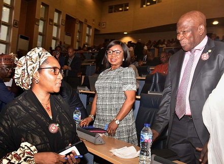 Photo News: During Highlights of the 2020 Appropriation Act
