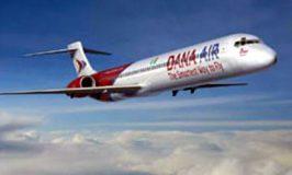 Dana Air targets 7m passengers by first quarter, 2020