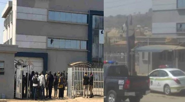 Armed Forces abort robbery attempt at First Bank Branch Abuja