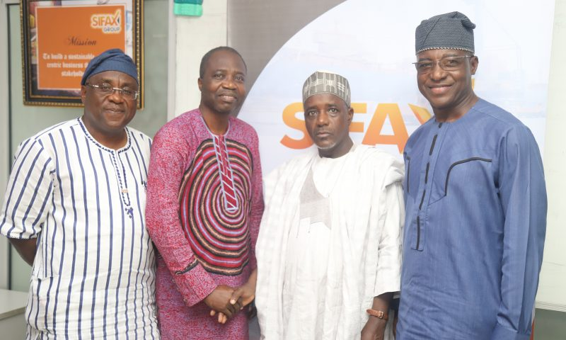Niger Delta Power Holding Company Limited Visits SIFAX Group