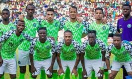 Nigeria draw Cape Verde, Liberia, CAR in the 2022 FIFA World Cup
