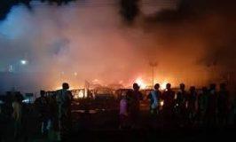 Two feared dead in Lagos NNPC pipeline fire