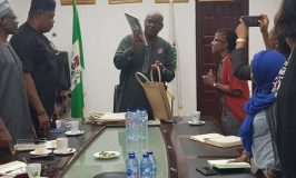 FIGHT AGAINST SUBSTANDARD, COUNTERFEIT GOODS - AMERICAN EMBASSY COMMENDS SON