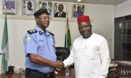 MANAGEMENT OF THE NIGERIAN SHIPPERS' COUNCIL WELCOMES NEW AIG MARINE COMMAND