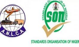 Nwabunike Leads ANLCA Team on visit to SON Leadership