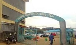 Air Force Secondary School, Ikeja committed to discipline, pure character moulding, better academic excellence