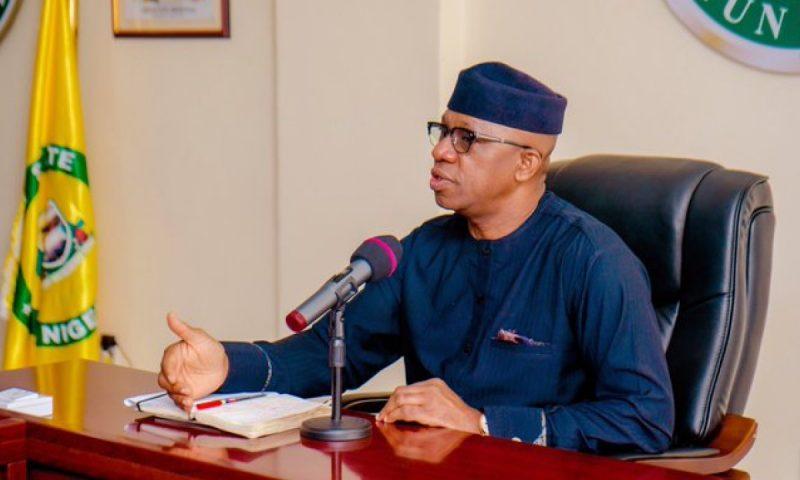No plans to downsize workforce despite financial strait – Gov. Abiodun