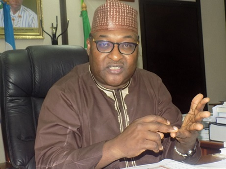 Bello attributes delay final approval for IDP operations to lack of logistics connectivity