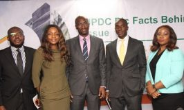 Photo News: UACN Property Development Company Facts Behind the Right Issue presentation on NSE