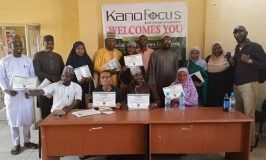 Kano Focus Trains 20 Broadcast Journalists on Social Media Usage