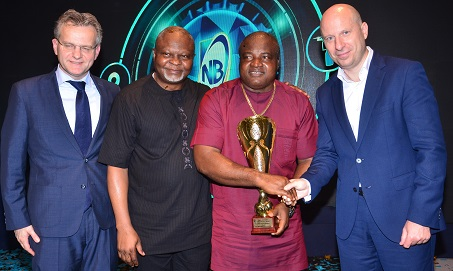 Nigerian Breweries Celebrates Outstanding Trade Partners at 2020 Distributors Award Ceremony