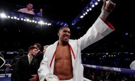 The world heavyweight champion, Anthony Joshua visits Sagamu, says I won't be far from my roots