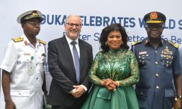 COMMANDANT OF NIGERIA ARMED FORCES RESETTLEMENT CENTRE VISITS MOUKA TO STRENGTHEN TIES AS COMPANY CELEBRATES WORLD SLEEP DAY